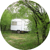 caravane - camping à la ferme - Ferm'accueil